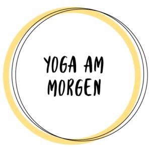 BEE.YOGA yoga am morgen